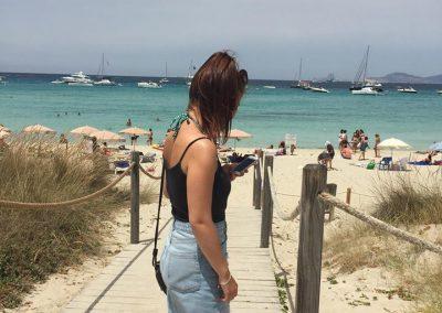 11- Leslie Meese, Ibiza, Espagne