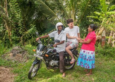 24- Gauthier Dumortier, Sri Lanka