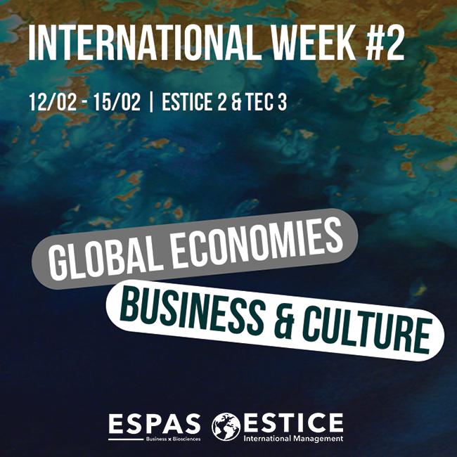 International Week #3