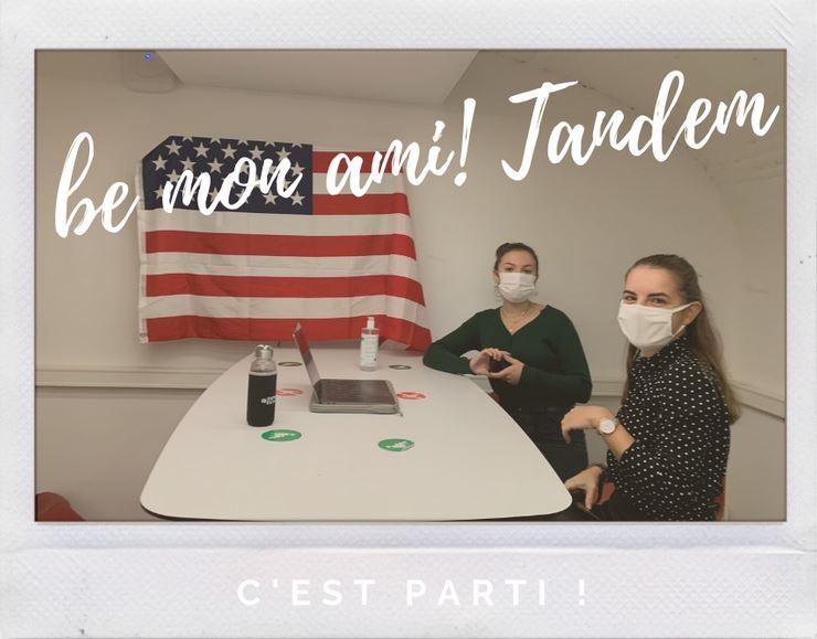Be mon ami! Tandem Language Programme