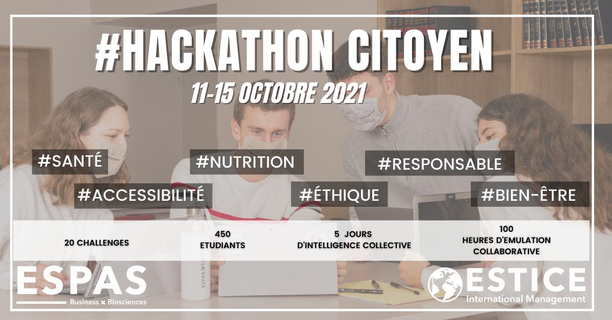 Hackathon-Citoyen
